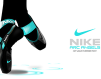 NIKE ARC ANGELS (Pointe shoe training)