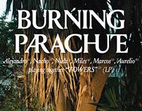 Burning Parachute — Towers Tour