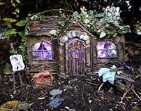 Cicely Mary Barker's Fairy House