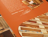 Marketing Collateral | H&H Wood Products Inc.