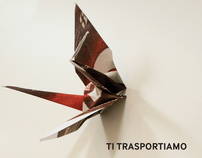 "APM ""Ticket-Origami"" Campaign 2011"