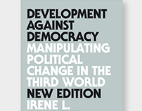 Cover for 'Development Against Democracy' new edition