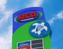 EcoPetróleo Dominicana S. A. / Branding