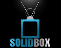 SolidBox TV Intro Logo Animation