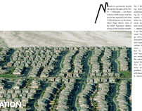 Overpopulation Article Editorial Layout