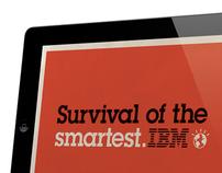 IBM Grad Campaign