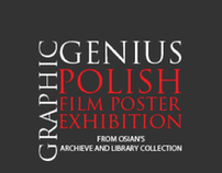 Polish Film Poster Exhibition : Graphic Design