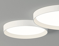 Up ceiling lamp by Vibia. 2013