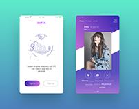 dater app concept