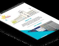 Select Creative Agency website