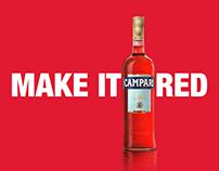 Campari - Make It Red