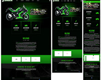 Responsive Ecommerce Website Templates