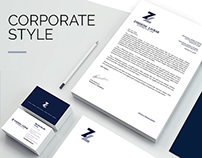 Law Firm identity, website & print design