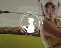 Landing Page Федерация гольфа