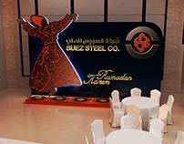 suez steel event