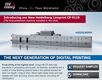 Email Campaign - Heidelberg Digital Press