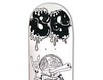 Skate Art @matdisseny • The Critter
