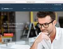 17 Best Digital Marketing Agency WordPress Themes