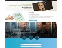 Pitch Website Design