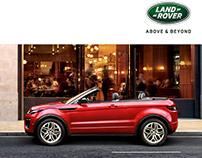 Garry Simpson 'Land Rover-Evoque'