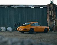 Timeless Garage 1972 Porsche 911T
