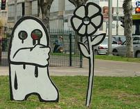 Street Art, Graffiti and whatnot....