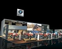 Stand BMW Motorrad - Salão Duas Rodas 2017