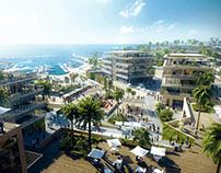 10Design I Jefaira Seafront Masterplan