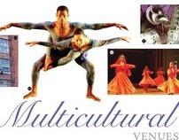 Arts & Cultural Attractions Map