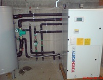 GEOTHERMAL APPLICATION 30KW