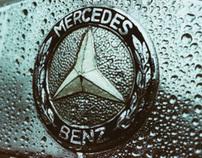 Mercedes-Benz Image Print