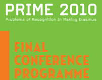 PRIME Conference Brussels - graphics package
