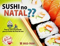 Sushi for Christmas?