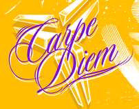 Carpe Diem: the black mamba