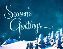 Swiss Cargo Seasons Greetings