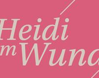 Heidi im Wunderland