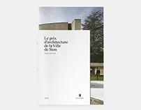 Architecture prize - Sion