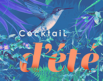 Affiche Cocktail ZILLI