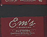 Em's - new