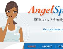 Angel Speech Website