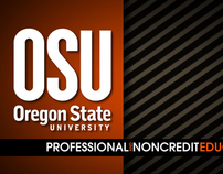 OSU Professional & Noncredit Education Mograph Intro