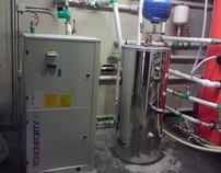 GEOTHERMAL APPLICATION 25KW