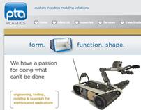 PTA Plastics Website