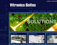 Vitronics Soltec Website