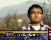 ETSU International Student Profiles