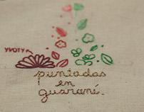 Elementos en guaraní