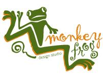 Identity - Monkeyfrog Design Studio