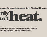 Energy Star Air Condiitoner Campaign