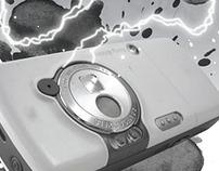 Sony Ericsson W800i Ad