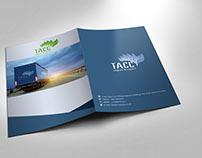tacc logo& folder